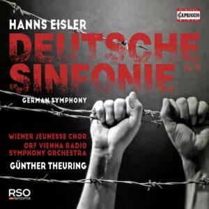 Hanns Eisler: Deutsche Sinfonie - Günther Theuring