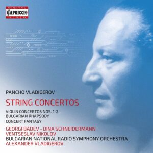 Pancho Vladigerov: String Concertos - Alexander Vladigerov
