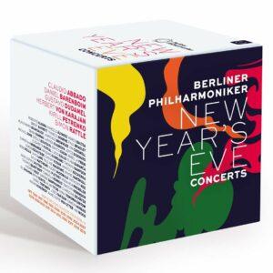 New Year's Eve Concerts (1977-2019) - Berliner Philharmoniker