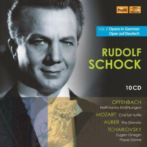 Opera In German Vol.2 - Rudolf Schock