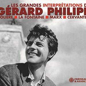 Les Grandes Interprétations De Gérard Philipe