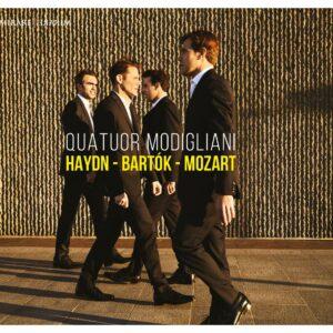 Haydn / Bartok / Mozart - Quatuor Modigliani