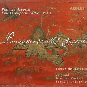 Louis Couperin Edition Vol. 4 - Bob Van Asperen