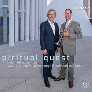 Spiritual Quest - Adam Rixer