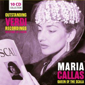 Outstanding Verdi Recordings - Maria Callas