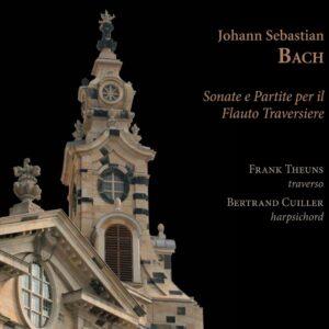 Bach: Sonate E Partite Per Il Flauto Traversiere - Frank Theuns