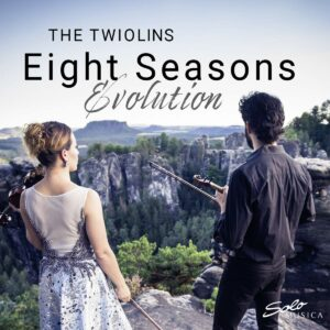 Piazzolla / Vivaldi: Eight Seasons Evolution - The Twiolins