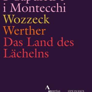 4 Operas from the Opernhaus Zurich