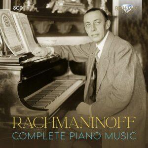 Sergei Rachmaninov: Complete Piano Music - Alexander Gavrylyuk