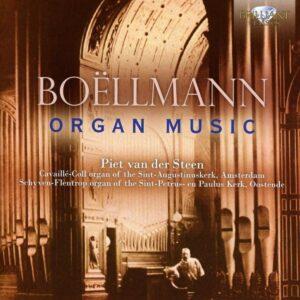 Leon Boëllmann: Organ Music - Piet Van Der Steen