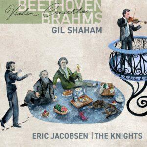 Beethoven / Brahms: Violin Concertos - Gil Shaham