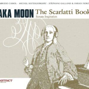 The Scarlatti Book - Aka Moon