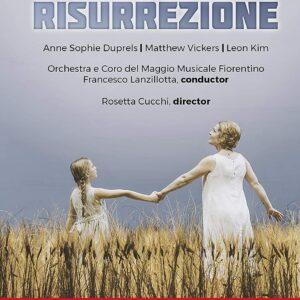 Franco Alfano: Risurrezione - Francesco Lanzillotta