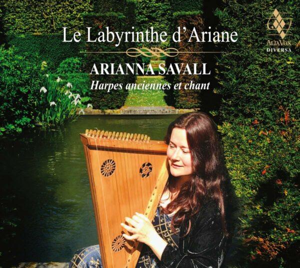 Le Labyrinthe D'Ariane - Arianna Savall
