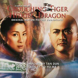 Crouching Tiger Hidden Dragon (OST) (Vinyl) - Tan Dun
