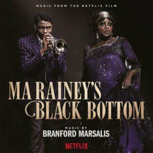 Ma Rainey's Black Bottom (OST) (Vinyl) - Branford Marsalis
