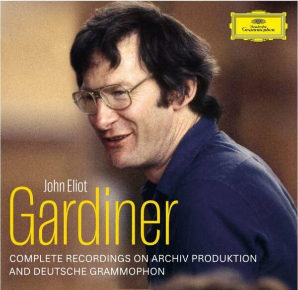 Complete Recordings On Archiv Produktion & Deutsche Grammophon - John Eliot Gardiner