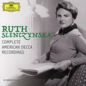 Complete American Decca Recordings - Ruth Slenczynska