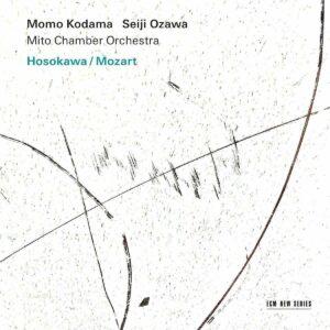 Mozart / Hosokawa - Momo Kodama