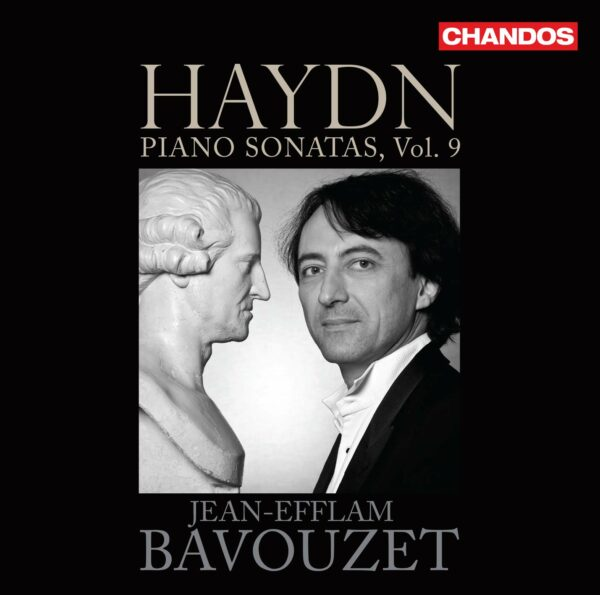 Joseph Haydn: Piano Sonatas Vol.9 - Jean-Efflam Bavouzet