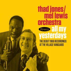 All My Yesterdays (Vinyl) - Thad Jones & Mel Lewis