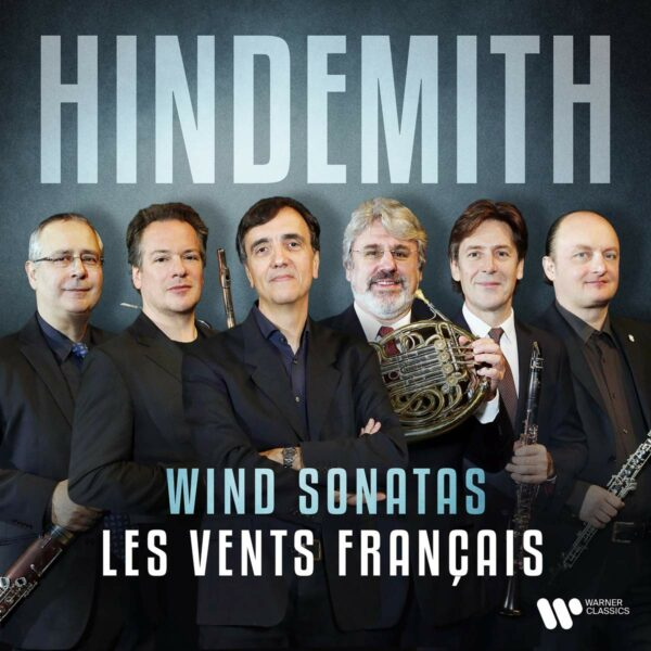 Hindemith: Wind Sonatas - Les Vents Francais