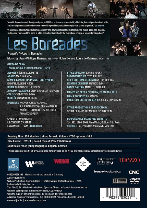 Rameau: Les Boréades - Emmanuelle Haïm