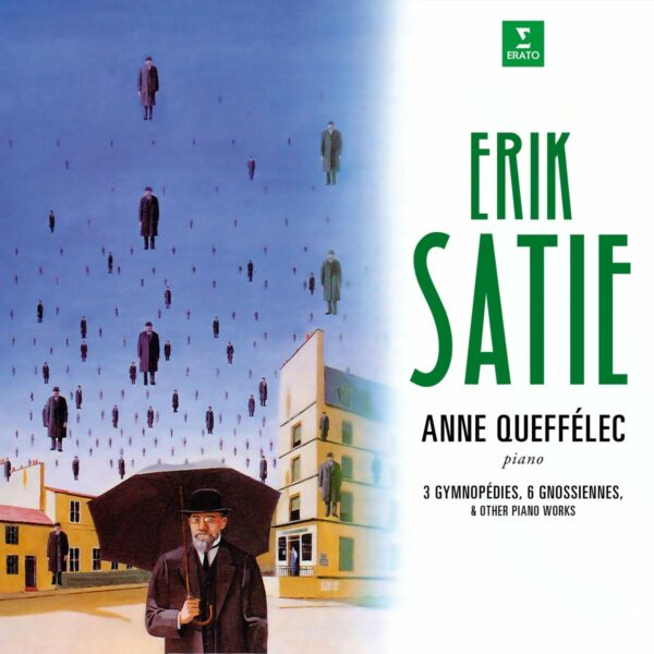 Erik Satie (Vinyl) - Anne Queffélec