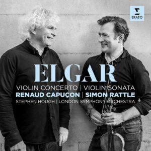 Elgar: Violin Concerto & Sonata - Renaud Capuçon