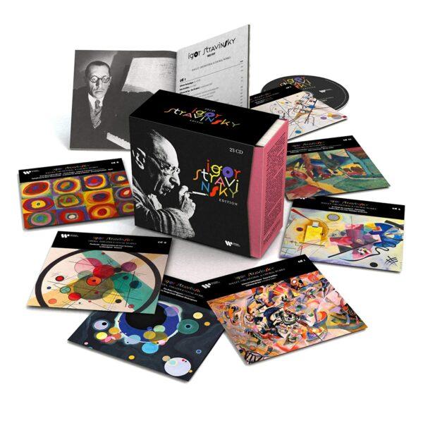 Igor Stravinsky Edition