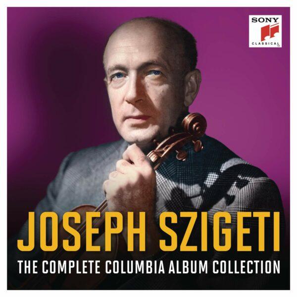 The Complete Columbia Album Collection - Joseph Szigeti
