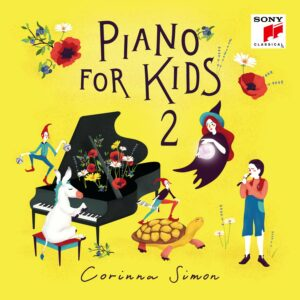 Piano For Kids II - Corinna Simon