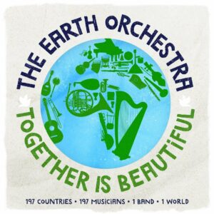 Together Is Beautiful (Vinyl) - The Earth Orchestra
