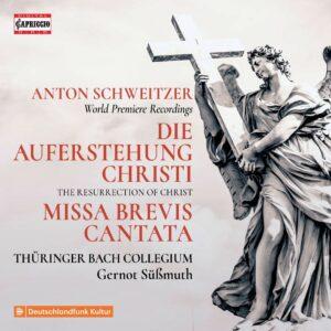 Anton Schweitzer: Anton Schweitzer - Gernot Mirella Hagen - Henriette Godde - Stephan Scherpe / Süßmuth