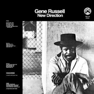 New Direction (Vinyl) - Gene Russell
