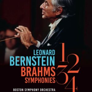 Brahms: Symphonies 1-4 - Leonard Bernstein