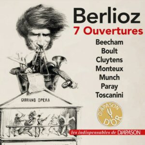 Berlioz: 7 Ouvertures