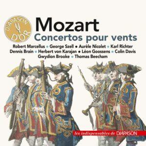 Mozart: Wind Concertos (Les indispensables de Diapason)