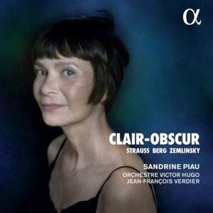 Clair-Obscur - Sandrine Piau