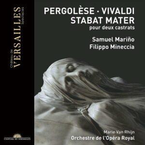 Pergolesi / Vivaldi: Stabat Mater Pour Deux Castrats - Samuel Marino