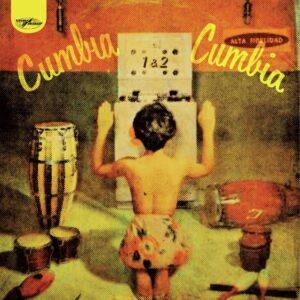 Cumbia Cumbia 1&2 (Vinyl)