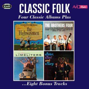 Classic Folk: Four Classic Albums Plus