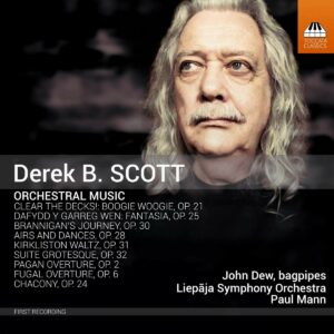 Derek B. Scott: Orchestral Music - Paul Mann