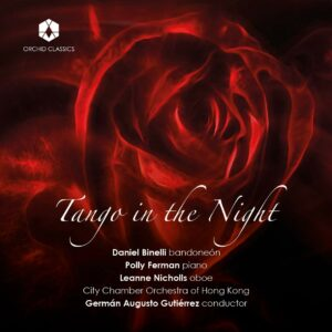 Tango In The Night - Daniel Binelli
