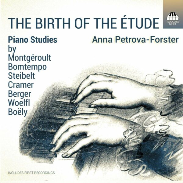 The Birth Of The Etude - Anna Petrova-Forster