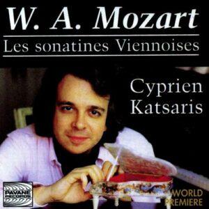 Mozart : Viennese sonatinas. Katsaris, C.