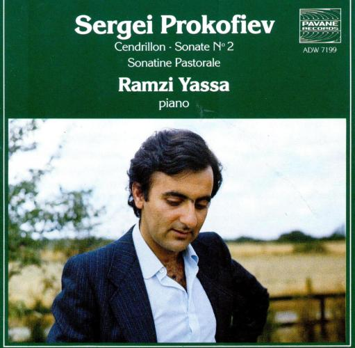 Prokofiev : Cendrillon/Sonate No. 2. Yassa R.