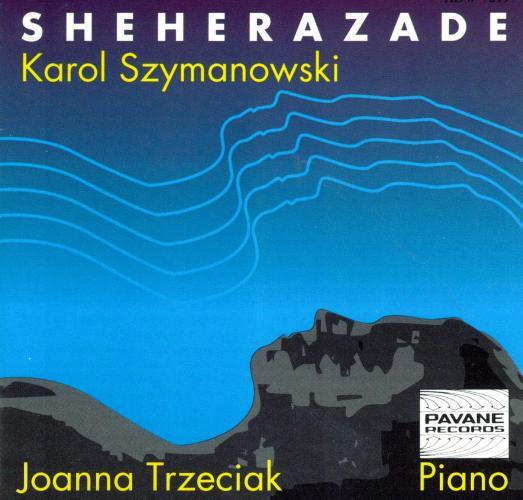 Szymanowski : Piano works. Trzeciak, J.