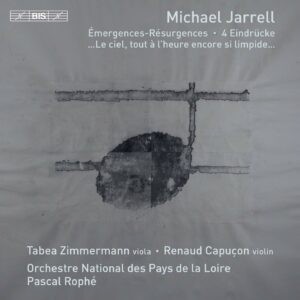 Michael Jarrell: Orchestral Works - Tabea Zimmermann