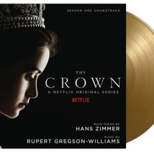 Crown Season 1 (OST) (Vinyl) - Hans Zimmer